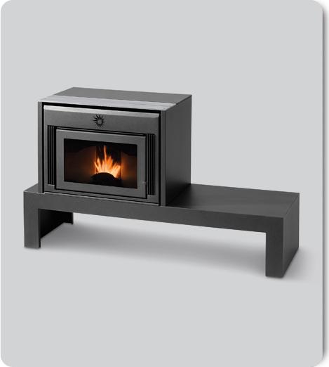 Kit Confort | Stufa a biomassa