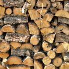 Legna da ardere: come riconoscere la legna secca al punto giusto